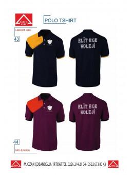 Polo Tshirt Kısa Kol